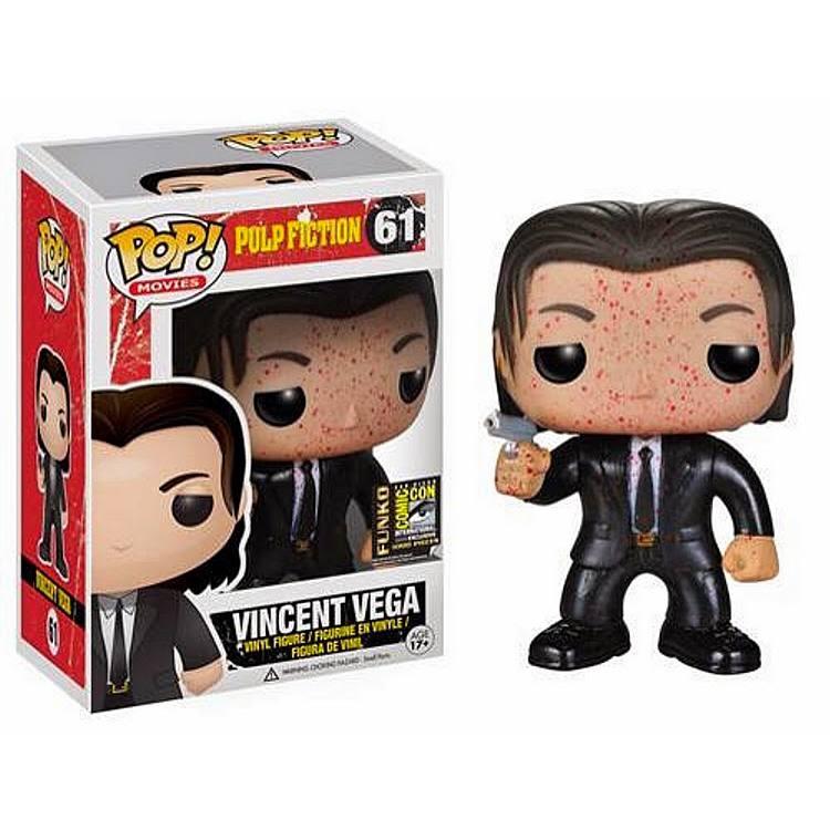 POP! Pulp Fiction - Vincent Vega - SDCC 2014
