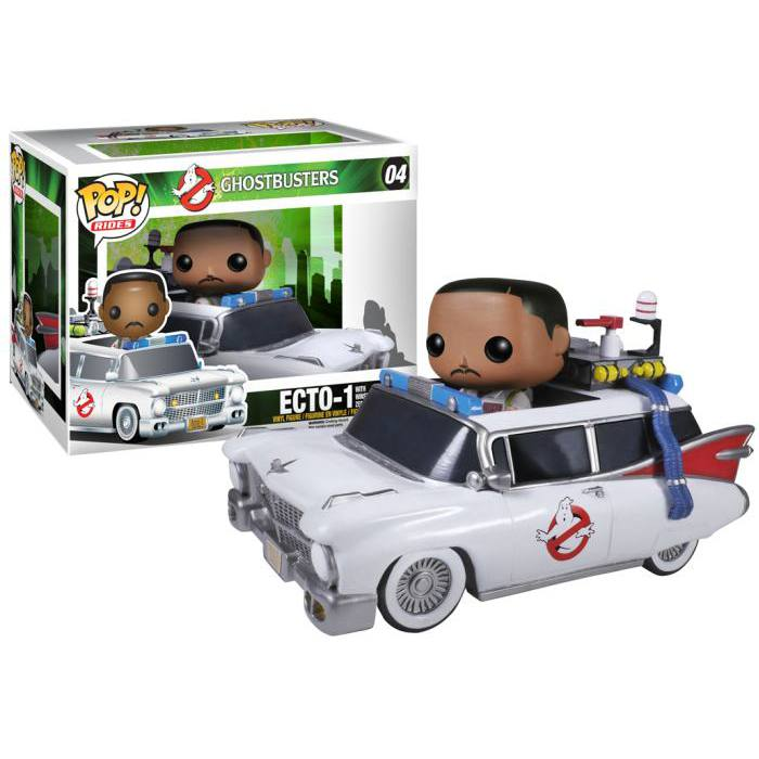 POP! Ghostbuster - Winston in Ecto-1