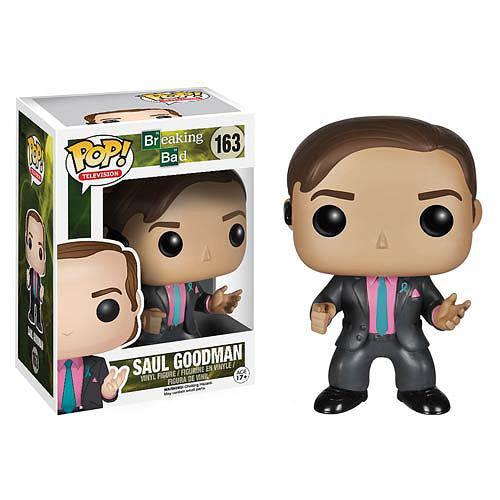 POP! Breaking Bad - Saul Goodman