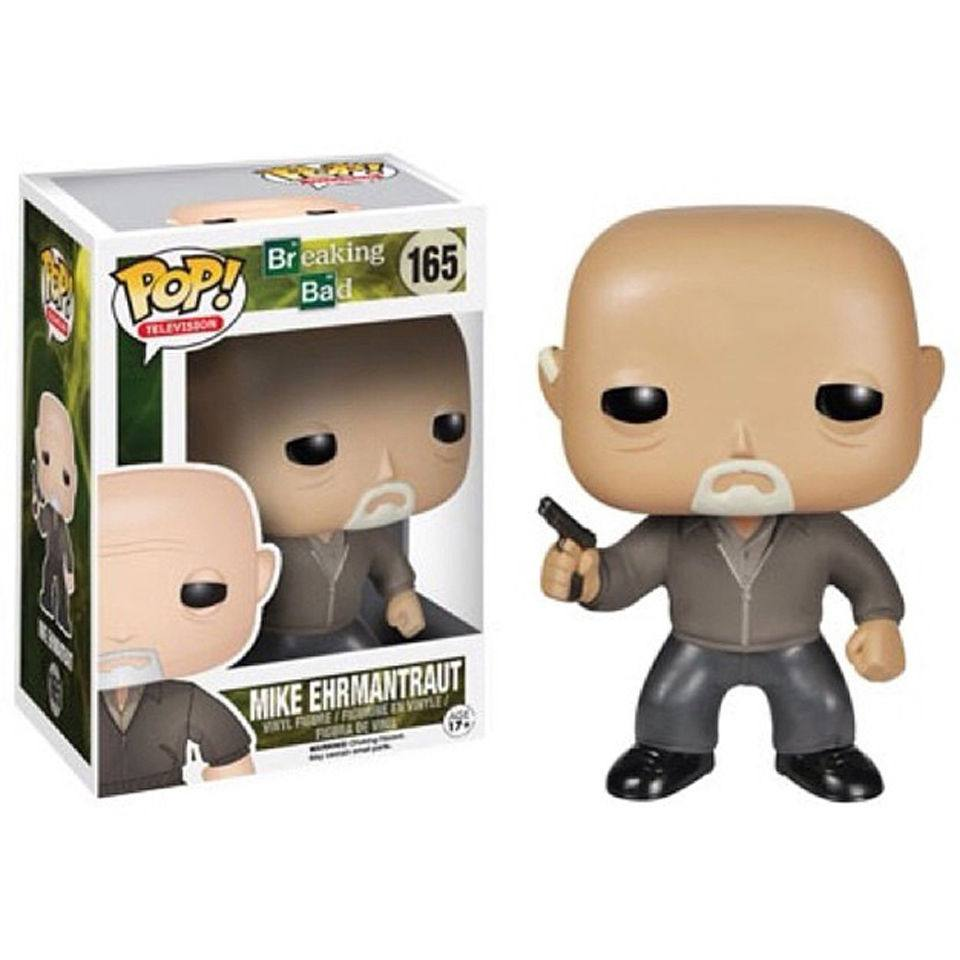 POP! Breaking Bad - Mike Ehrmantraut