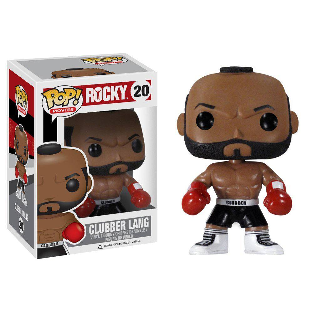 POP! Rocky: um lutador - Clubber Lang