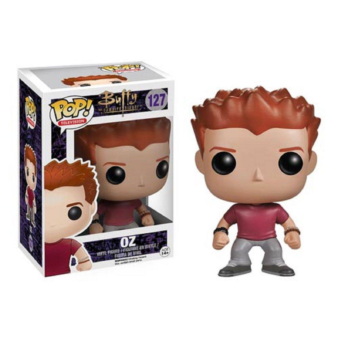POP! Buffy - A caça vampiros - Oz