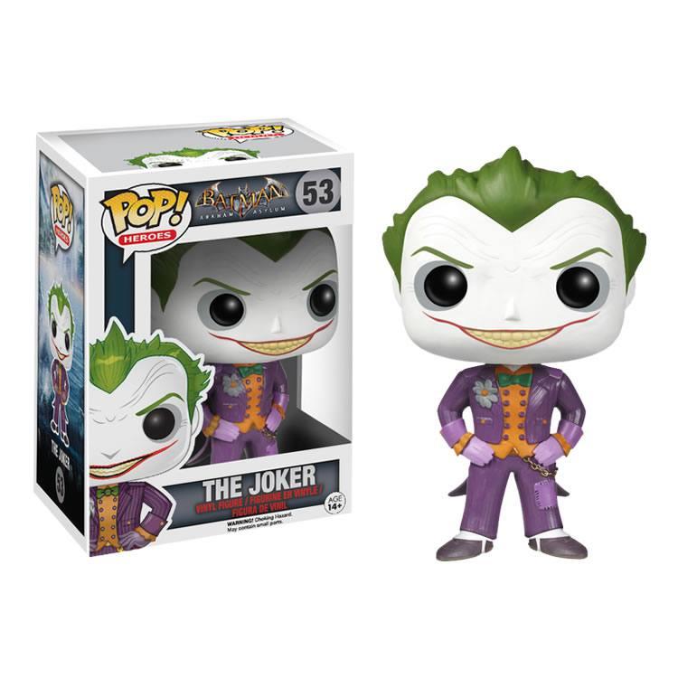 POP! Batman - Arkham Asylum - The Joker