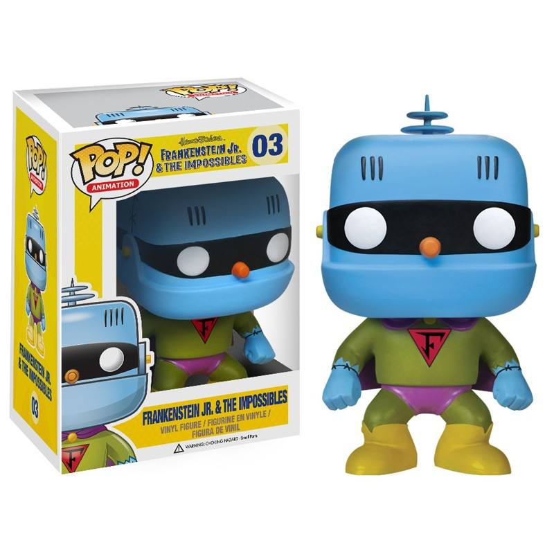 POP! Hanna Barbera - Frankenstein Jr & The Impossibles