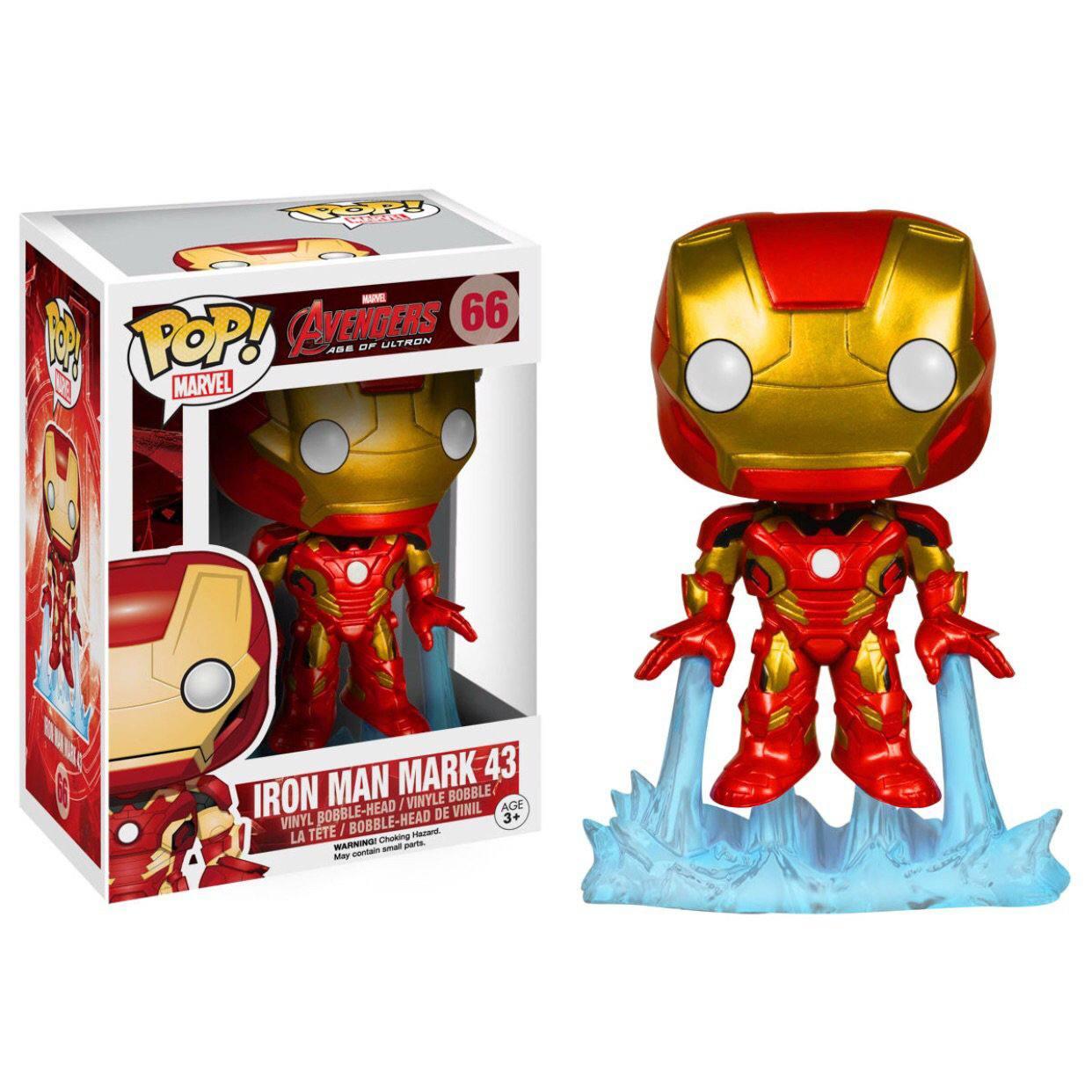 POP! Avengers: Age of Ultron - Iron Man Mark 43