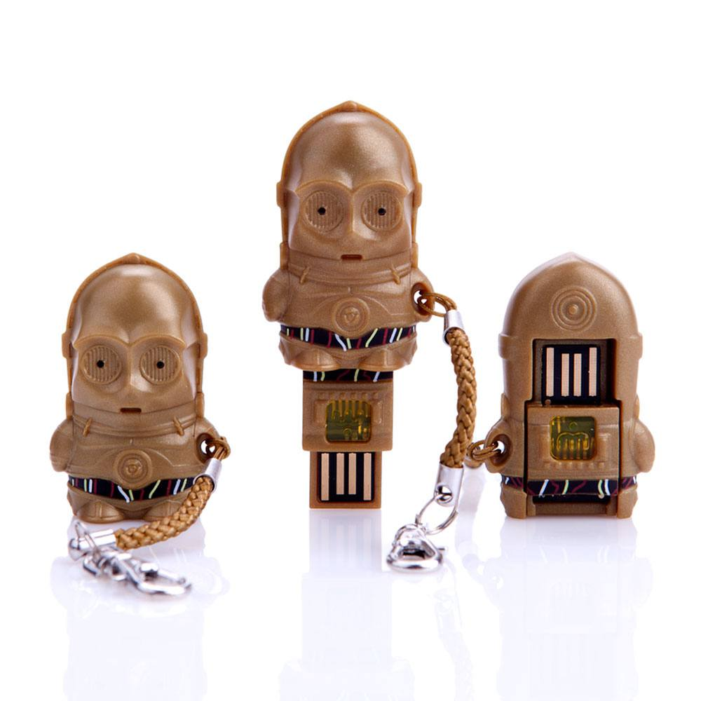 Star Wars - C 3PO - Flash Drive