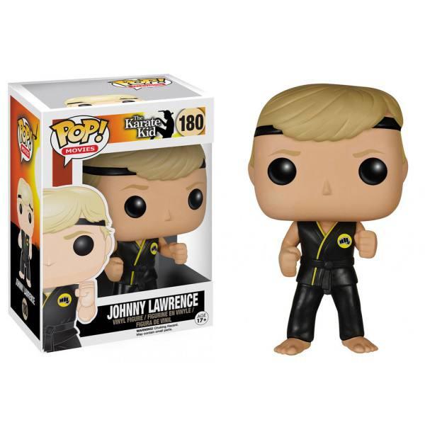 POP! Karate Kid - Johnny Lawrence