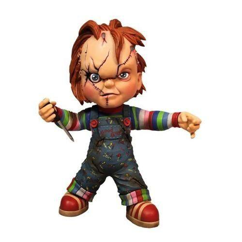 Chucky Vinyl Figure - O Brinquedo Assassino - 18 cm