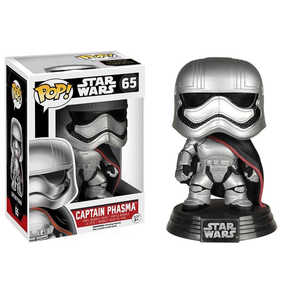 POP! Star Wars - Captain Phasma