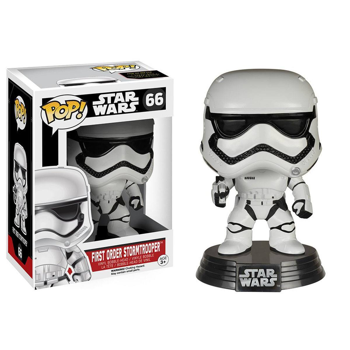 POP! Star Wars - First Order Stormtrooper
