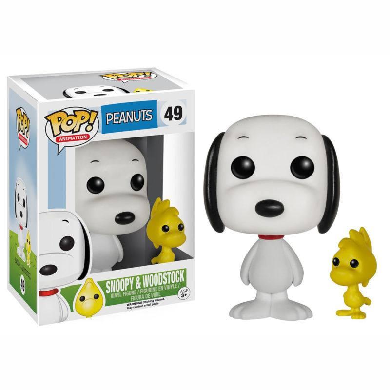 POP! Peanuts - Snoopy & Woodstock