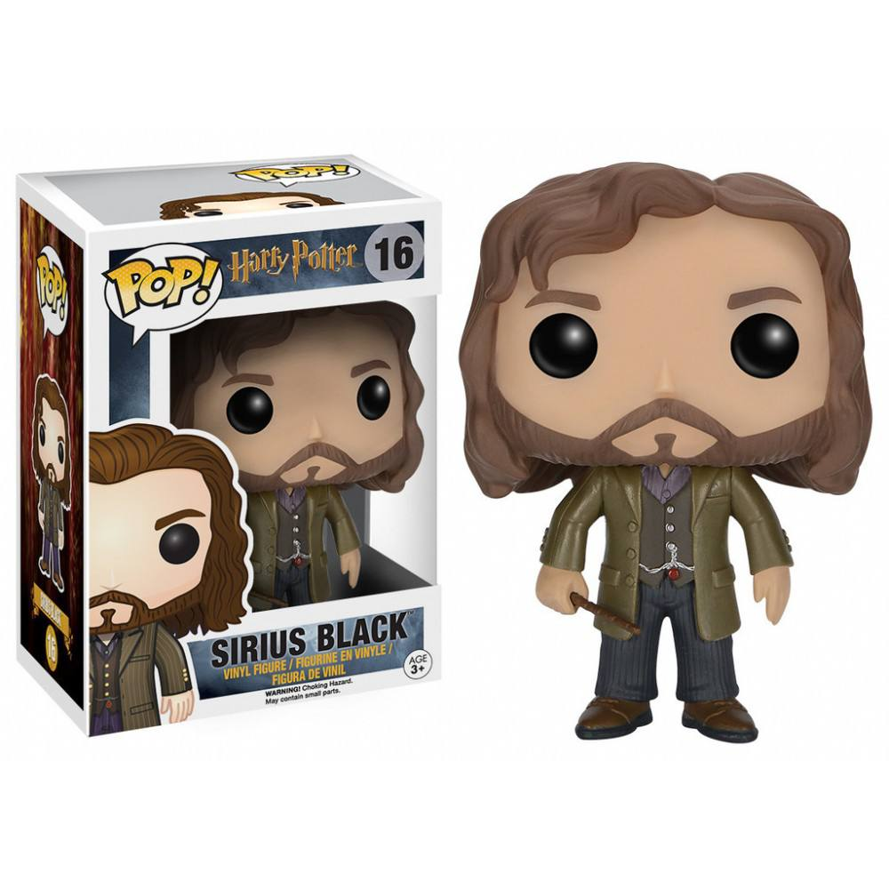 POP! Harry Potter - Sirus Black