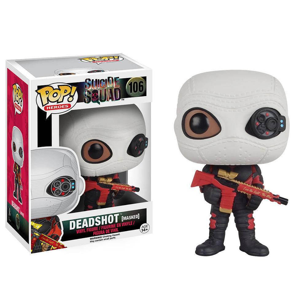 POP! Esquadrão Suicida - Deadshot