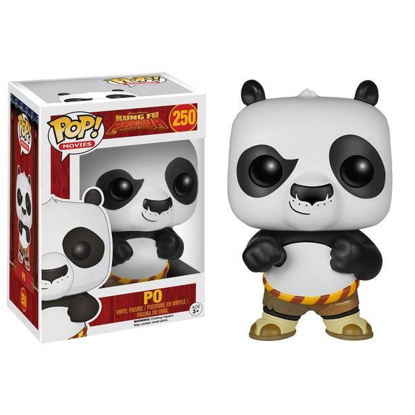 POP! Kung Fu Panda - Po