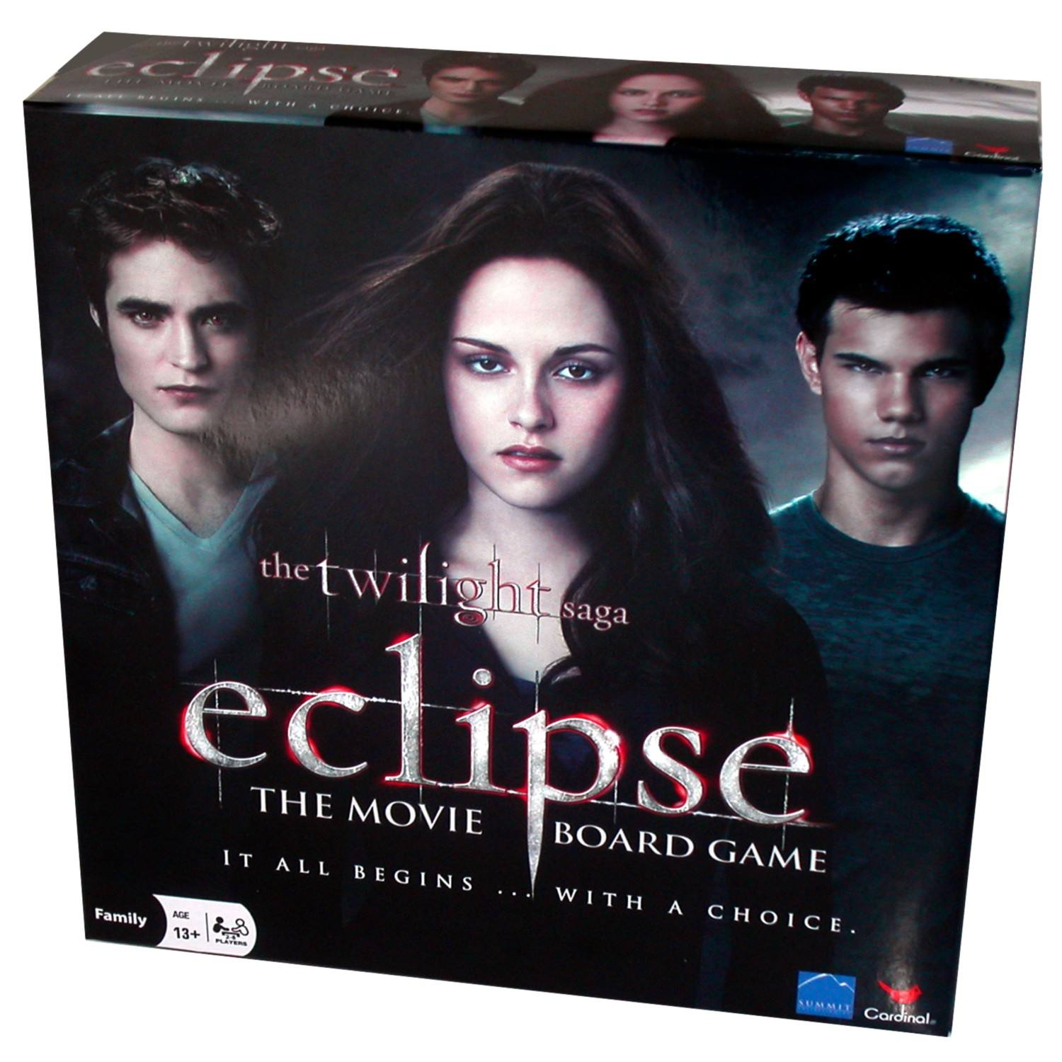 Eclipse - The Movie Board Game