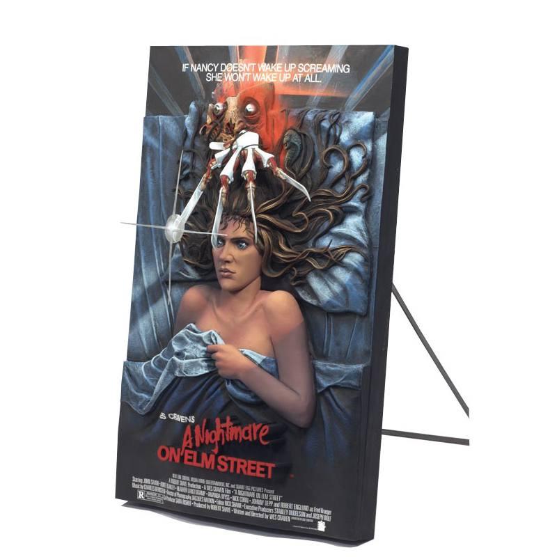 Poster 3D do filme A hora do pesadelo