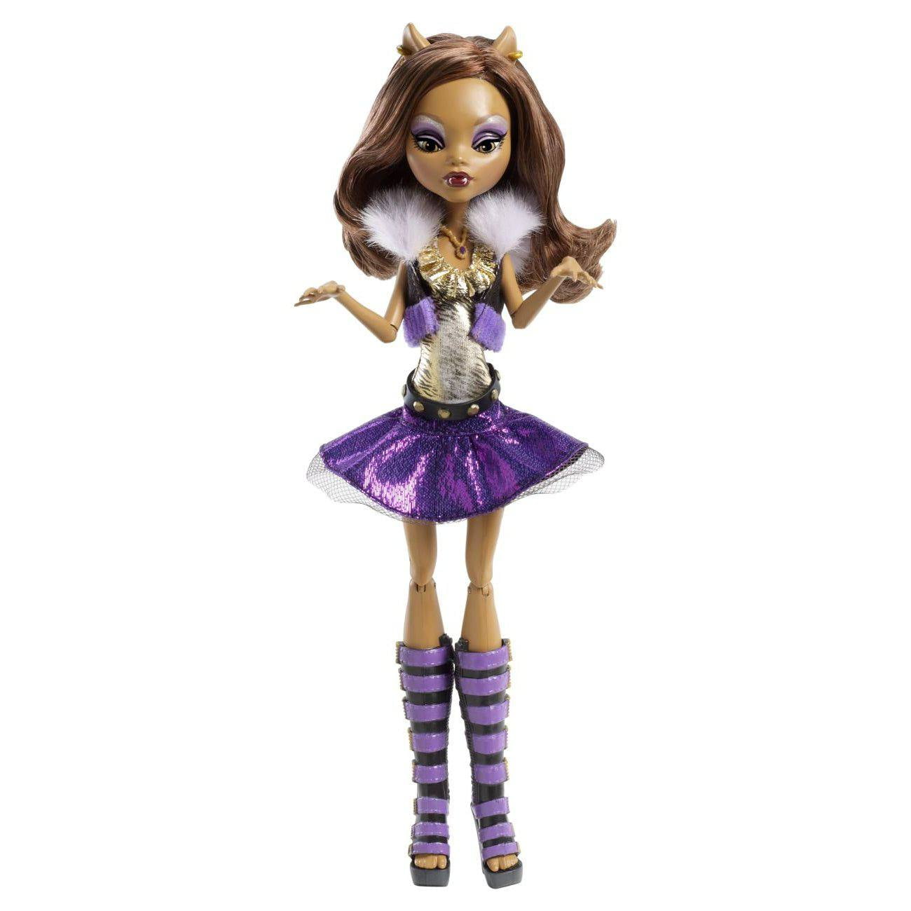 Monster High - Ghoul´s Alive - Clawdeen Wolf