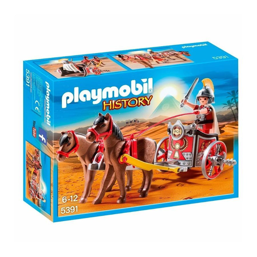 PLAYMOBIL - KIT - HISTORY - 5391