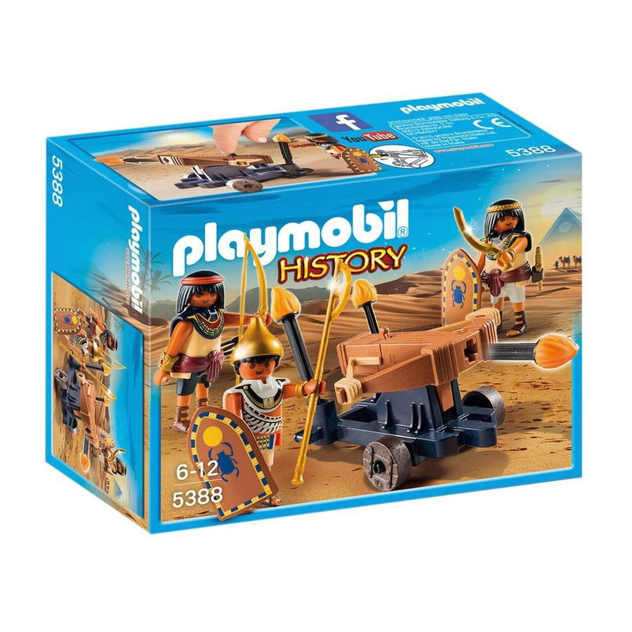 PLAYMOBIL - KIT - HISTORY - 5388