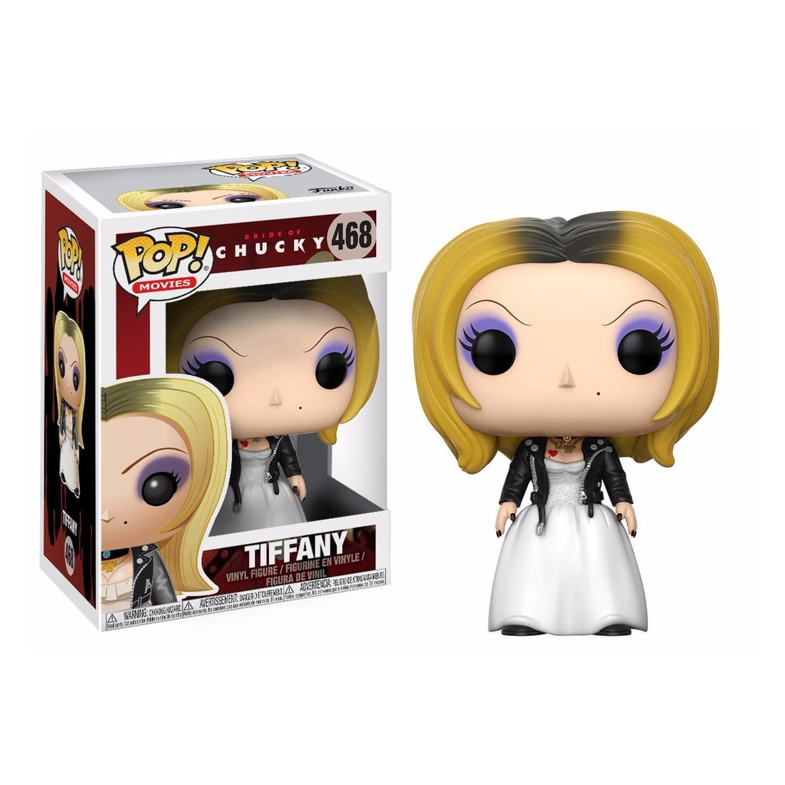 POP! O Brinquedo Assassino - Tiffany