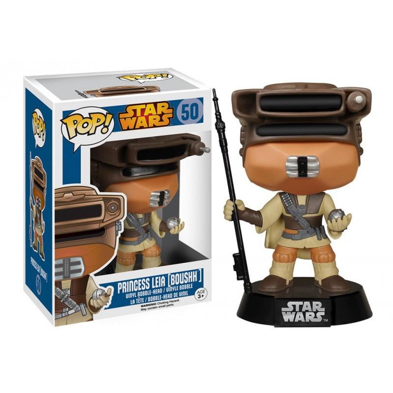 POP! Star Wars - Princesa Leia (Boushh)
