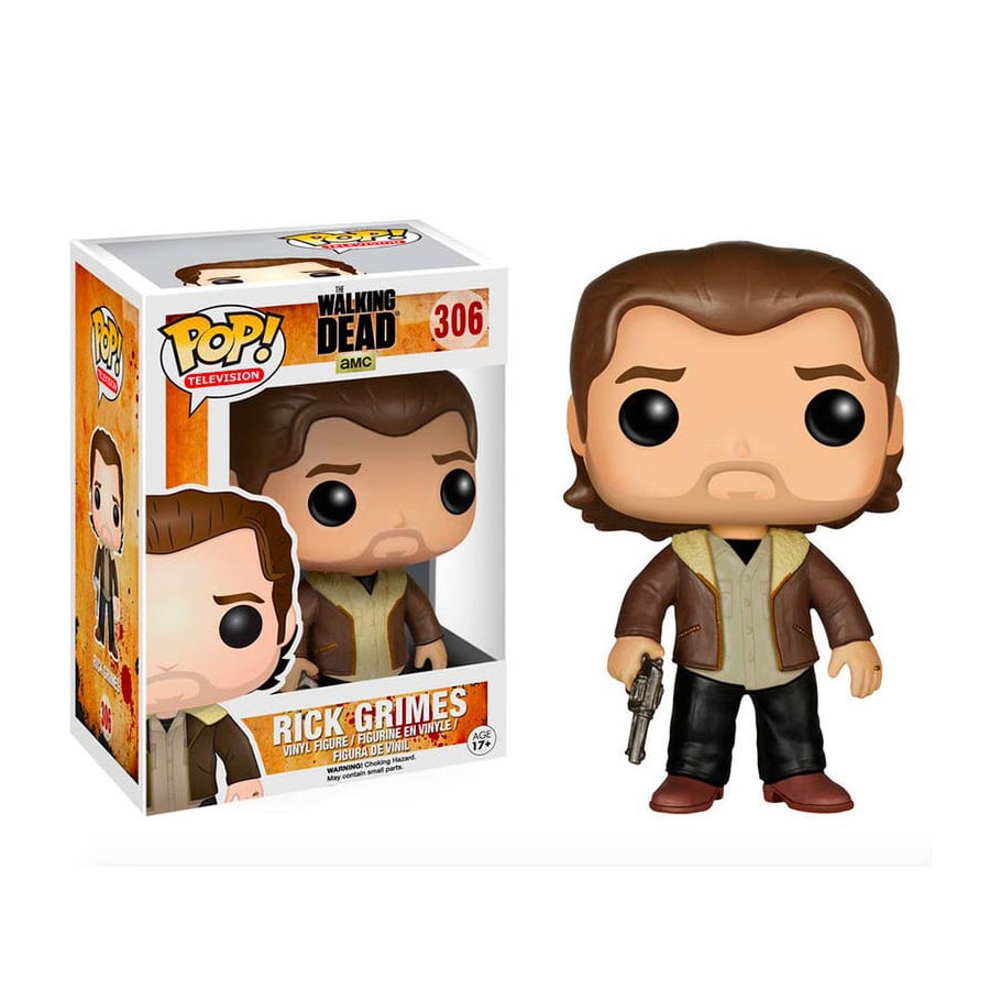 POP! The Walking Dead - Rick Grimes