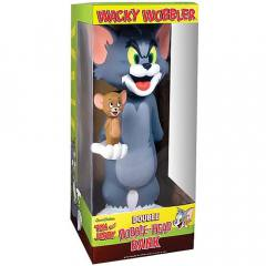 Bobble Head Bank Tom and Jerry - Cofre 50 cm- Raridade