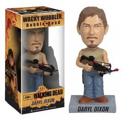 The Walking Dead - Bobble Head - Daryl Dixon - 18 cm
