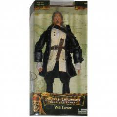 Piratas do Caribe - Will Turner - 30 cm