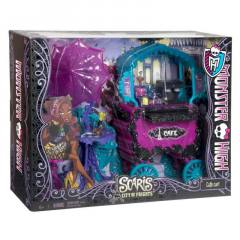 Monster High - Scaris City of Frights - Café Cart