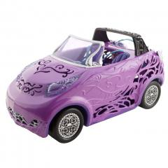 Monster High -  Scaris City of Frights - Convertible Carro