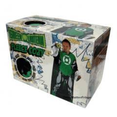 Fleece Cozy - Cobertor Lanterna Verde