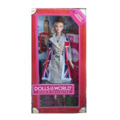 Barbie Collector - Dolls of the World - United Kingdom