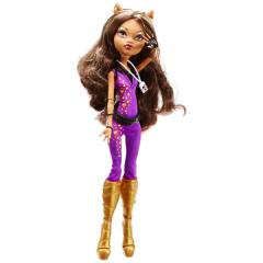 Monster High - Music Festival - Clawdeen Wolf