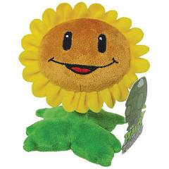 Sunflower - Plants vs Zombies - Pelúcia
