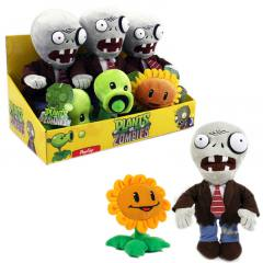 Peashooter - Plants vs Zombies - Pelúcia
