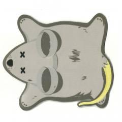 Mousepad Ratinho