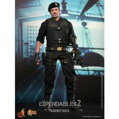 Barney Ross - Os Mercenários 2 - Hot Toys - 1/6