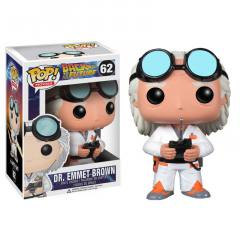 POP! De volta para o futuro - Dr. Emmett Brown