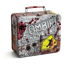 Lancheira Zombie Survival Kit