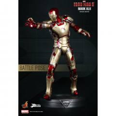 Iron Man 3 - Power Pose Mark XLII - Edição Limitada