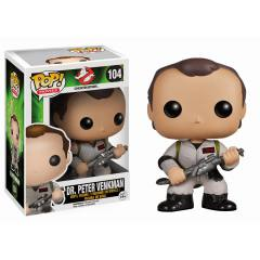POP! Ghostbusters - Dr. Peter Venkman