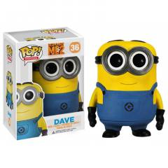 POP! Meu Malvado Favorito 2 - Dave