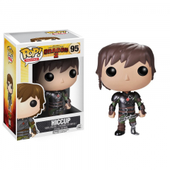 POP! Como treinar o seu Dragão 2 - Hiccup