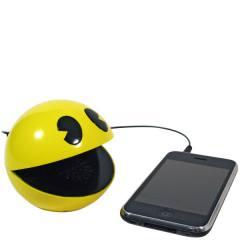Pac-Man Caixa de som para celular