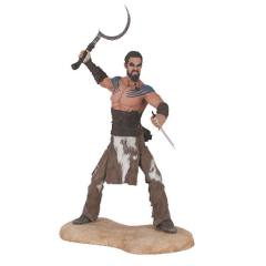 Game of Thrones - Khal Drogo Estátua - 22 cm