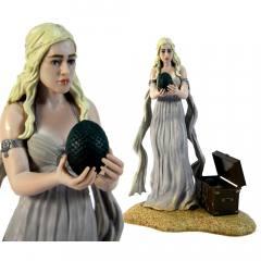 Game of Thrones - Daenerys Targaryen Estátua - 18 cm