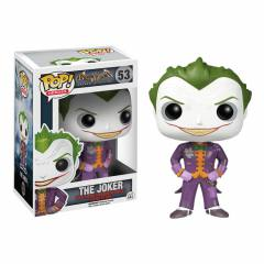 POP! Batman - Arkham Asylum - The Joker