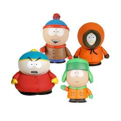 South Park - Mini box set com 4 personagens