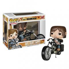 POP! The Walking Dead - Daryl Dixon´s Chopper
